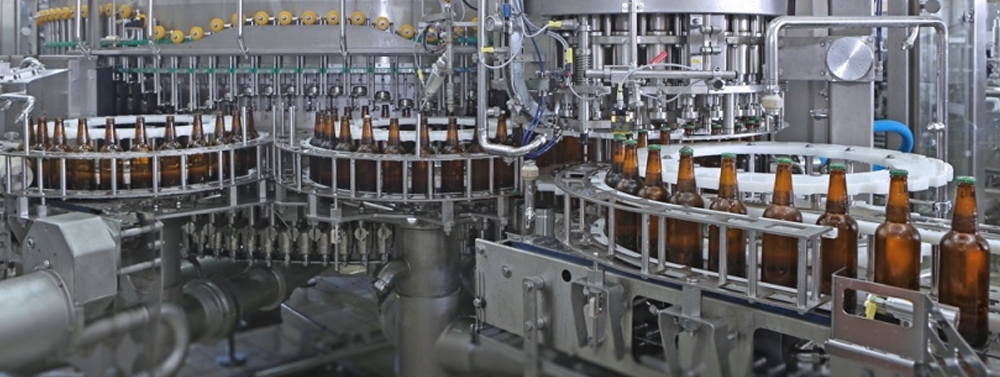 New Bottling System in Pivara Skopje