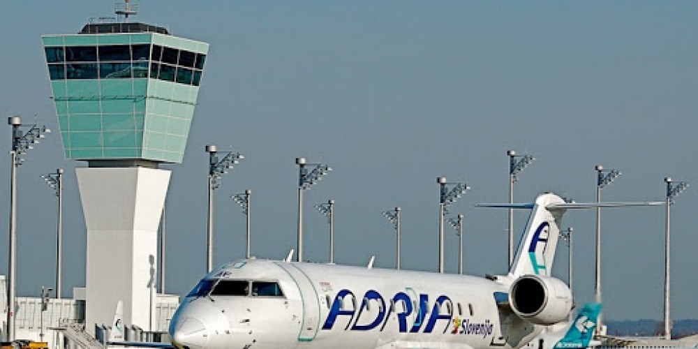 Private Montenegrin Airline Interested in Adria Airways brand