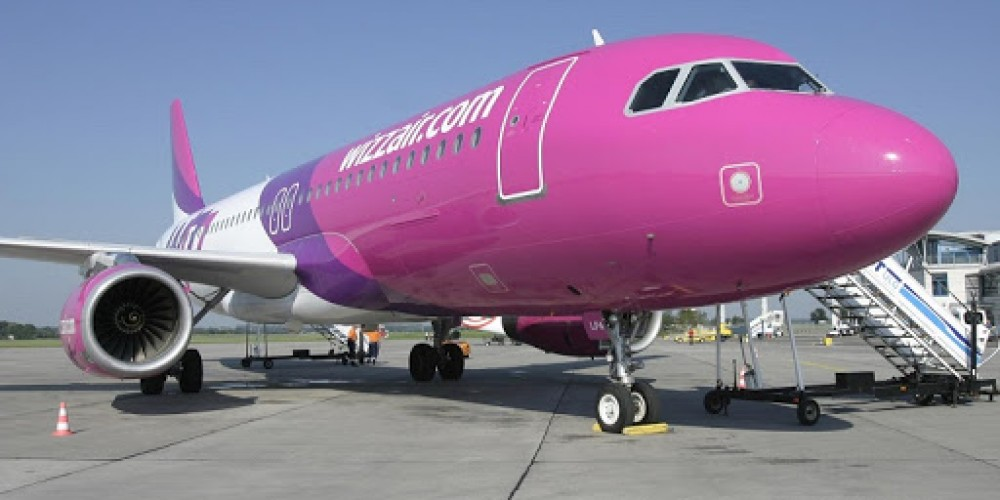 Wizz Air Cancels 36 Routes in the Region