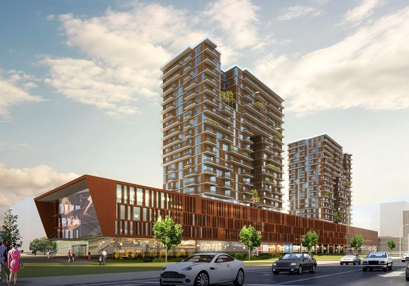 Skopje Mixed-Use Superstructure Project